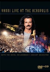 Yanni: Live At The Acropolis film afişi