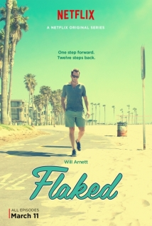 Flaked film afişi