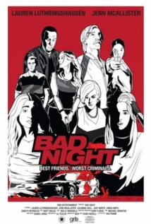 Bad Night film afişi