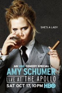 Amy Schumer: Live at the Apollo film afişi
