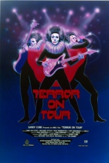 Terror On Tour film afişi