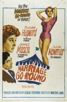 The Marriage-Go-Round film afişi