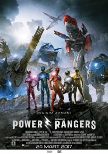 Power Rangers film afişi