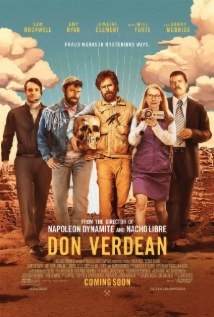 Don Verdean film afişi