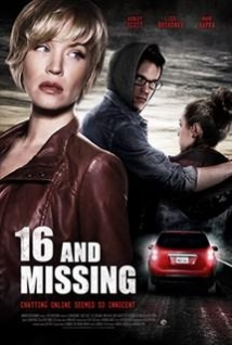 16 And Missing film afişi