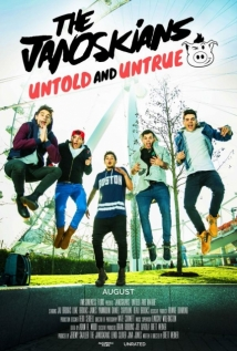 Janoskians: Untold and Untrue film afişi