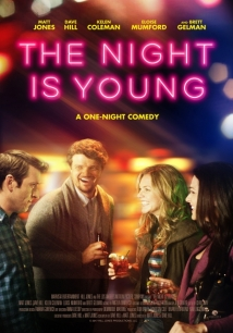 The Night Is Young film afişi