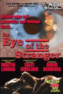 Eye Of The Stranger film afişi