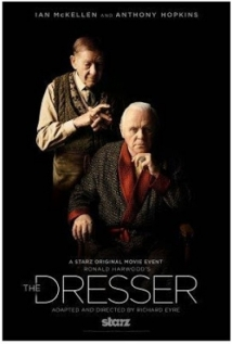 The Dresser film afişi