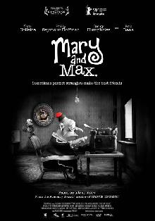 Mary And Max 2009 film