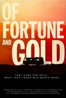 Of Fortune And Gold film afişi