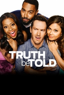 Truth Be Told film afişi