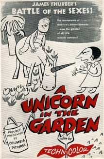 The Unicorn In The Garden film afişi
