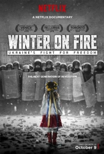 Winter On Fire: Ukraine's Fight For Freedom film afişi
