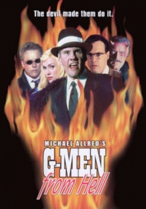 G-Men From Hell film afişi