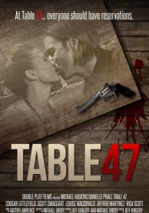 Table 47 film afişi