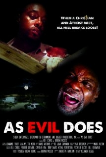 As Evil Does film afişi