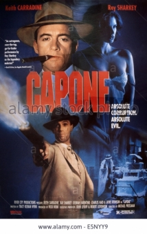 The Revenge Of Al Capone film afişi