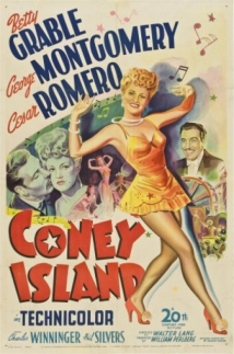 Coney Island film afişi