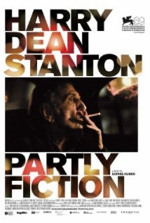 Harry Dean Stanton: Partly Fiction film afişi