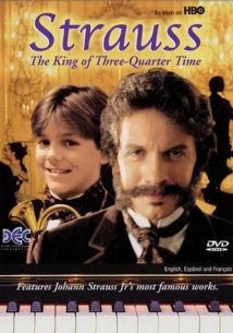 Strauss: The King Of 3/4 Time film afişi