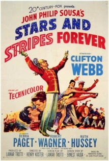 Stars And Stripes Forever film afişi