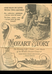 The Mozart Story film afişi