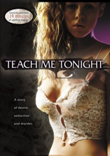 Teach Me Tonight film afişi