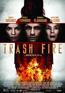 Trash Fire film afişi