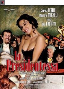 La Presidentessa film afişi