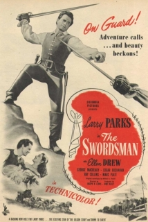 The Swordsman film afişi