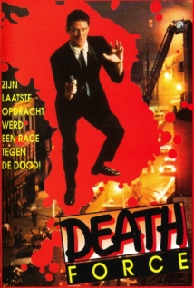 Death Force film afişi
