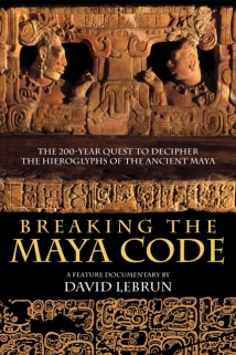 Breaking The Maya Code film afişi