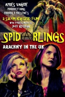 Spidarlings film afişi