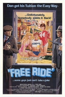 Free Ride film afişi
