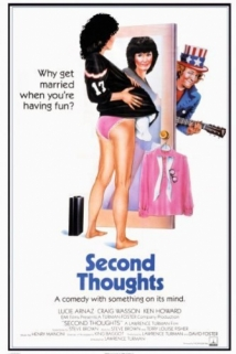 Second Thoughts film afişi