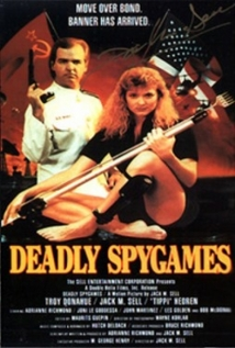 Deadly Spygames film afişi