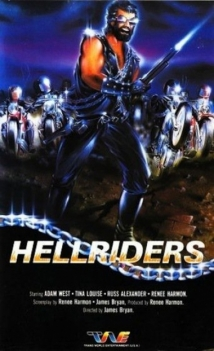 Hell Riders film afişi