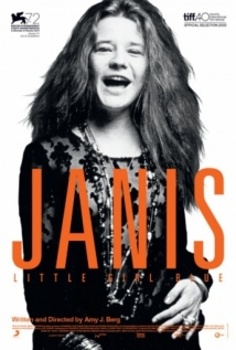 Janis: Little Girl Blue film afişi