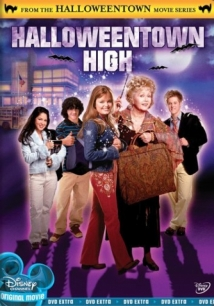 Halloweentown High film afişi