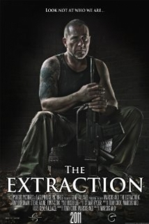The Extraction film afişi