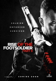 Rise Of The Footsoldier Part Ii film afişi