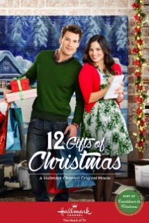 12 Gifts Of Christmas film afişi