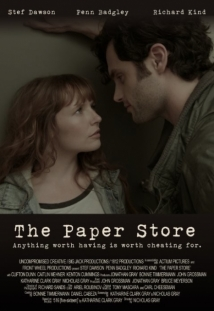 The Paper Store film afişi