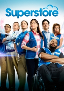 Superstore film afişi