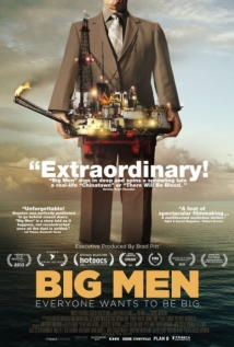 Big Men film afişi