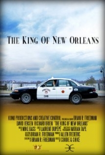 The King Of New Orleans film afişi