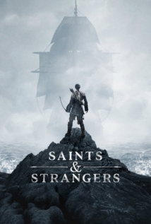 Saints & Strangers film afişi