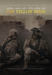 The Yellow Birds film afişi