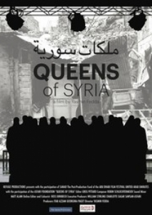 Queens Of Syria film afişi